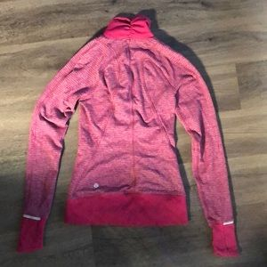 Lululemon half zip sweater/shirt